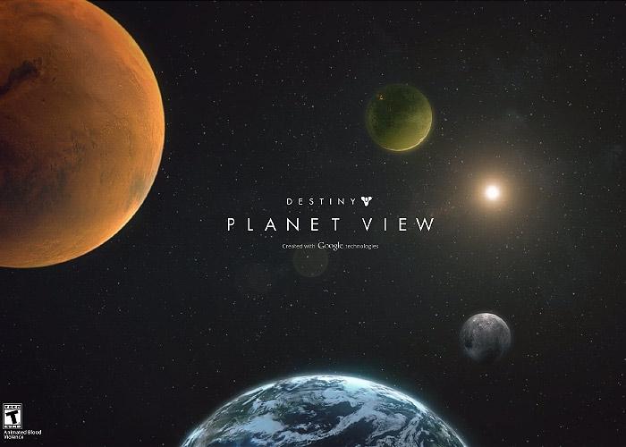 Destiny Planet